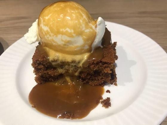 Gluten-free Sticky Toffee Pudding