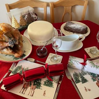 Merry christmas everyone, I have a lovely #glutenfree meal coming up 😍😍😍🎄🎄🎄